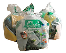 Mixed Waste Bags