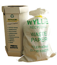 Waste Paper Bags